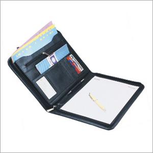 Leather Business Folders