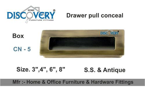 Drawer Pull Conceal