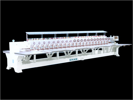manufacturer of Sequin Computer Embroidery Machine Series 620