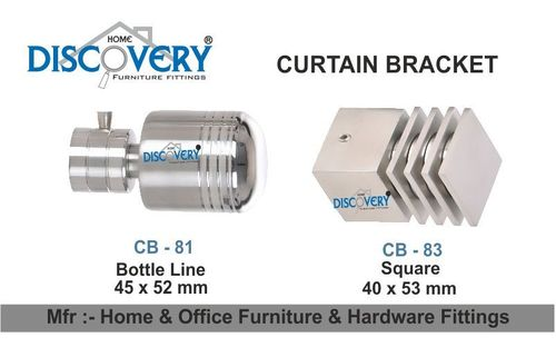 Alloy Curtain Bracket