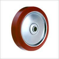 Polyurethane Tyred Steel Centre Wheel