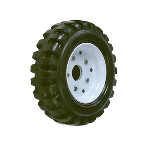 Cushion Tyred Traction Wheel (CT16)
