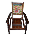 Painted Wooden Chair