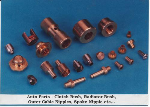 Brass Automotive Part