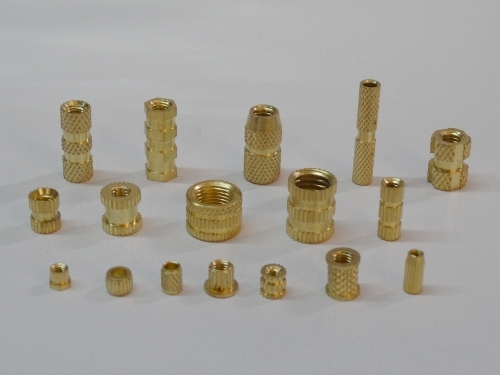 Plastic Rubber Moulding Inserts