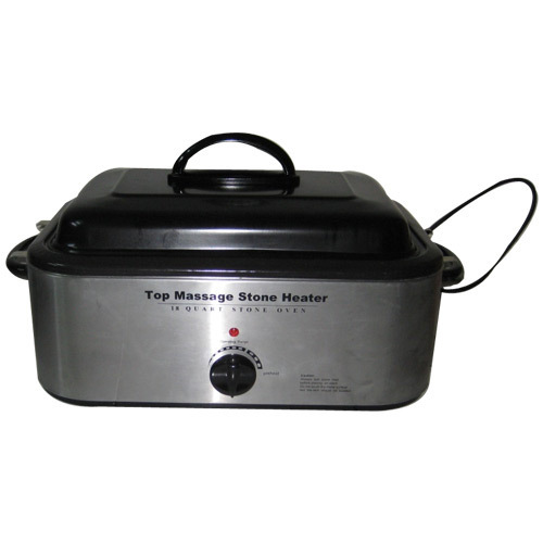 Spa Massage Stone Heater