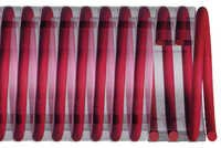 Pvc  Transfer Hose With Red Helix