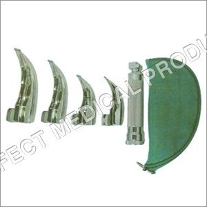 Medical laryngoscope Blades