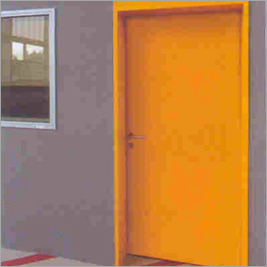 Sliding Acoustic Doors