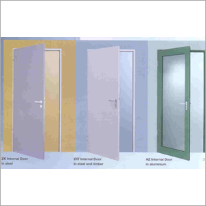 Steel Soundproof Door
