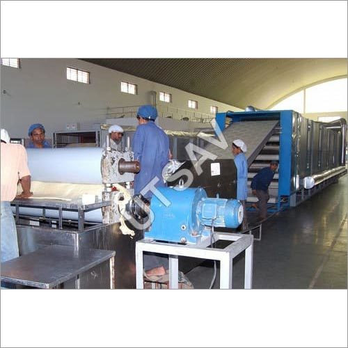 Fully Automatic Papad Making Machine