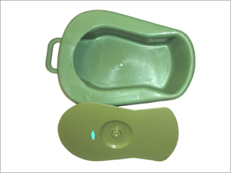 Female Bed Pan with lid