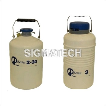 Liquid Nitrogen Containers
