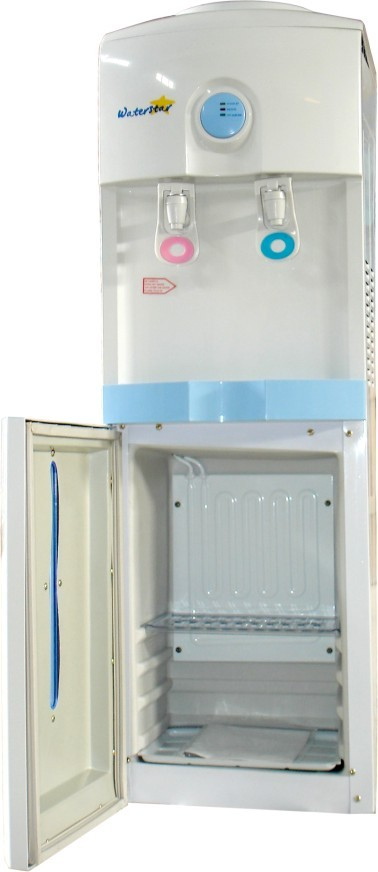 Water Dispenser With Freezer