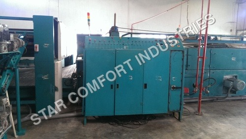 Auto Feeder and Carding Machine