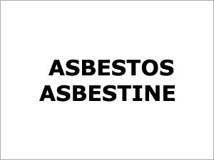 Asbestos Asbestine