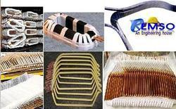 Electric Motor Spare Parts