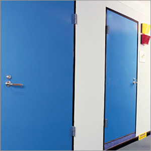 Acoustic Resistant Door