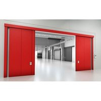 Smoke Free Sliding Fire Doors