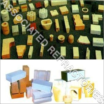 Refractory Shapes for Cement & Steel Industries