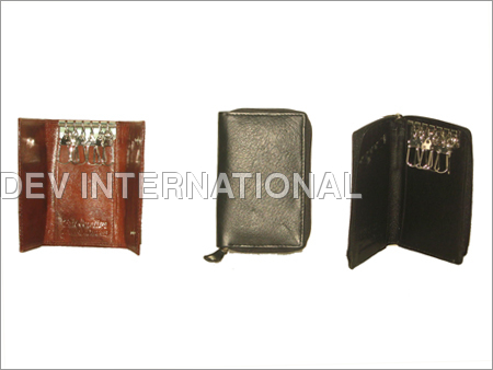 Leather Key Cases & Coin Purses