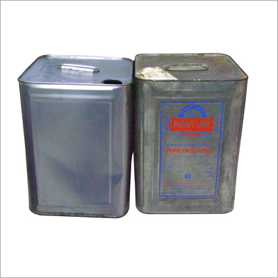 15 KG CAPACITY Vanaspati Tin Container
