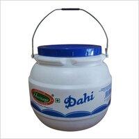 15Kg HDPE Matka For Dahi