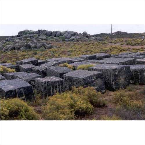 Raw Granite Block