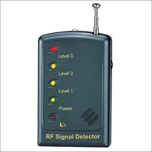 Microphone Detector