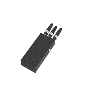 Palm Size Portable Jammer