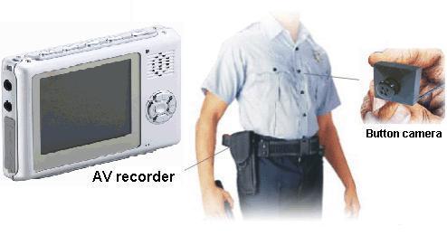 CCD Camera & DVR