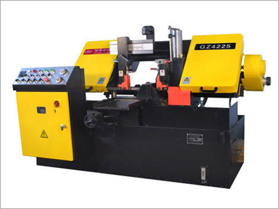 Semi automatic Horizontal Bandsaw Machine