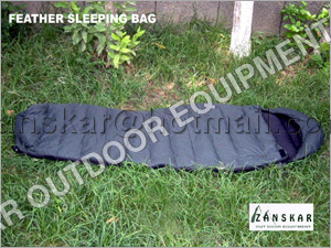 Feather Sleeping Bag