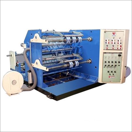 Cantilever Slitter Rewinder Machine
