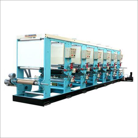 Rotogravure Printing Machine - Standard