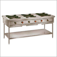 Three Burner Gas Range
