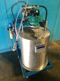 Lubricant Spray Tank