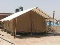 Double Frame Jungle Safari Tents