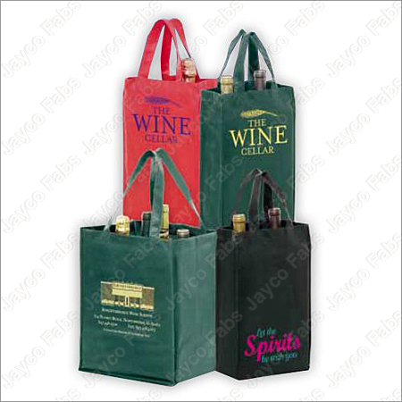 Eco Friendly Wine Bags