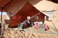 Luxurious Safari Tents