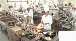 Cooking Work Tables