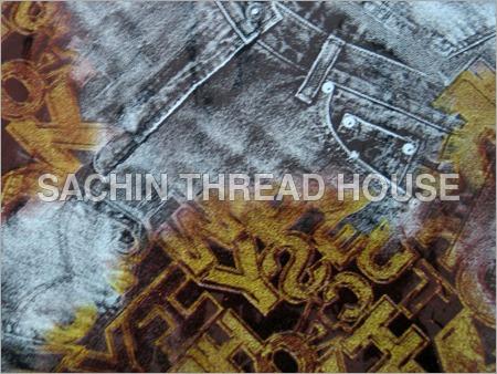 Hot Stamping Textile Foil