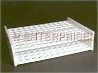 Moulded Acrylic Test Tubes Stands