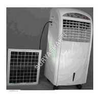 Solar Room Cooler