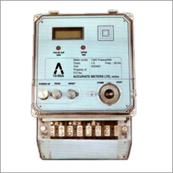Accurate Electronic Energy Meter