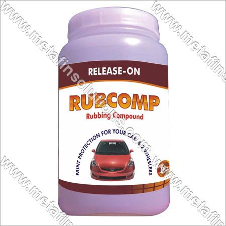 Rubcomp Rubbing Compound