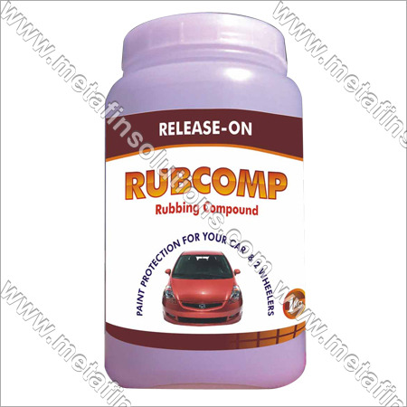 Rubcomp Rubbing Compound