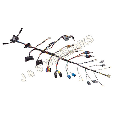 Wire Harness & Connector Assembly