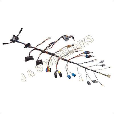 Car Main Wire Harness
