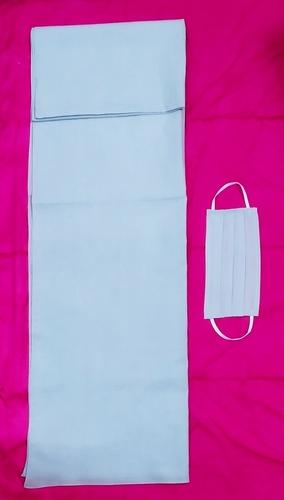 100% Cotton Plain Colour Scarve